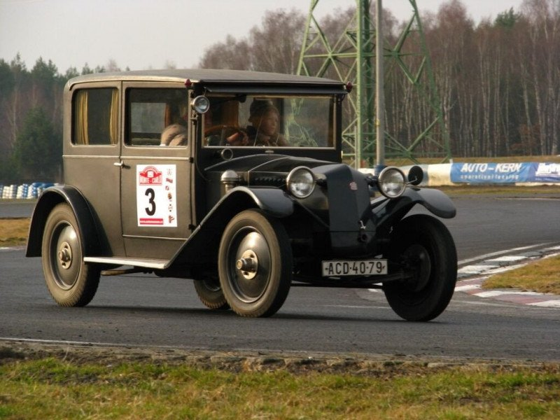 Tatra 12 rok 1930