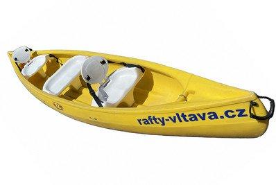 Kanoe Riviera 2-3 osoby