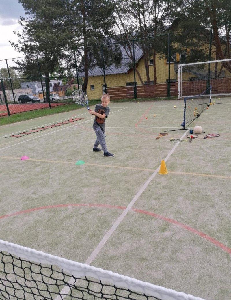 Příměstský tenisový kemp pro děti od 4 do 15 let (5-9.7.2021)