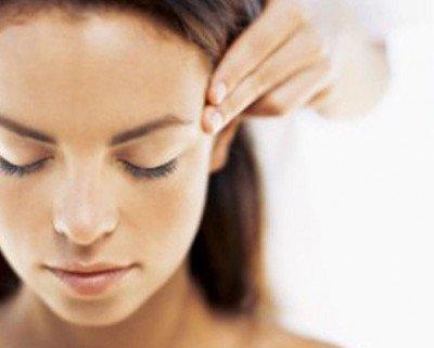 Antistresová masáž hlavy 30min