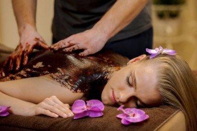 Čokoládová masáž 30min