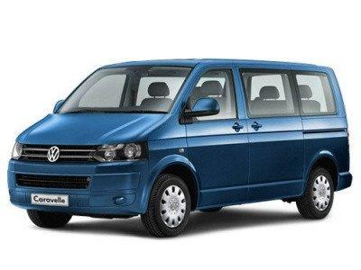 9-místný Volkswagen Transporter T5 facelift