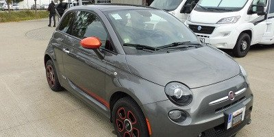 Fiat 500 E (elektromobil