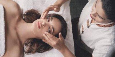 Obličejová masáž (30min)